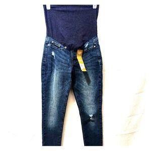 Levi Women's Skinny Maternity Jeans